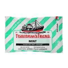Lofthouse's Fisherman's Friend Sugar Free Mint Lozenges