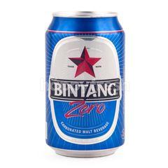 Bintang Zero 0.0% Alcohol Carbonated Malt Drink