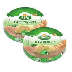 Arla Triangles 8 Portion Cheese Bundle
