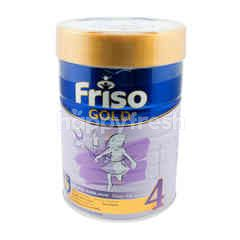 Friso Gold 4 Milk Powdered 3-12 Years Old