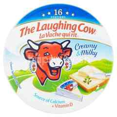 The Laughing Cow Creamy And Milky Cheese Spread