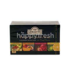 Fruit Tea Selection Fruits Flavoured Black Tea (20 Sachets)