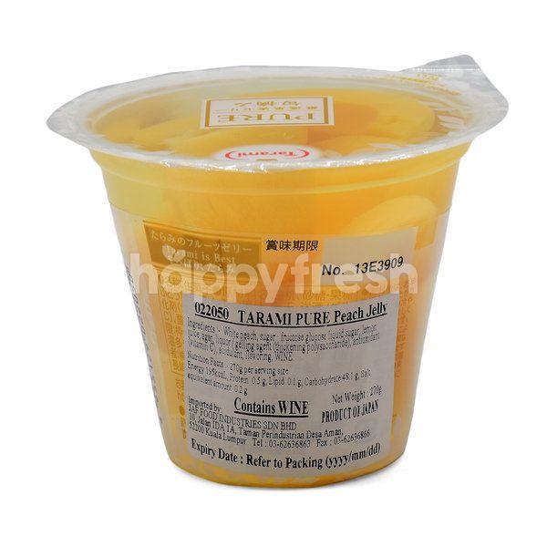 Tarami Pure Peach Jelly