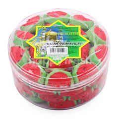 My Biscuit Watermelon Cookie (Kuih Tembikai)