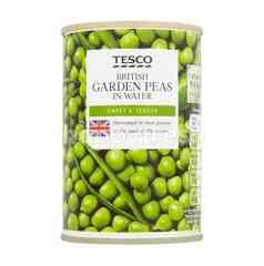 Tesco British Garden Peas
