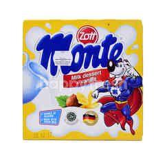 Zott Monte Milk Dessert Pudding +Vanilla