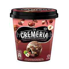 La Cremeria Hazelnut Chocolate Fantasy Ice Cream