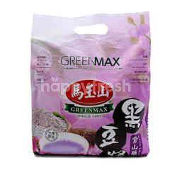 Greenmax Purple Yam Black Soybean Powder