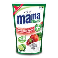 Mama Lime Total Clean Lime Dishwashing Liquid Refill