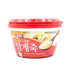 Dongwon Rice Porridge With Ginseng Chicken