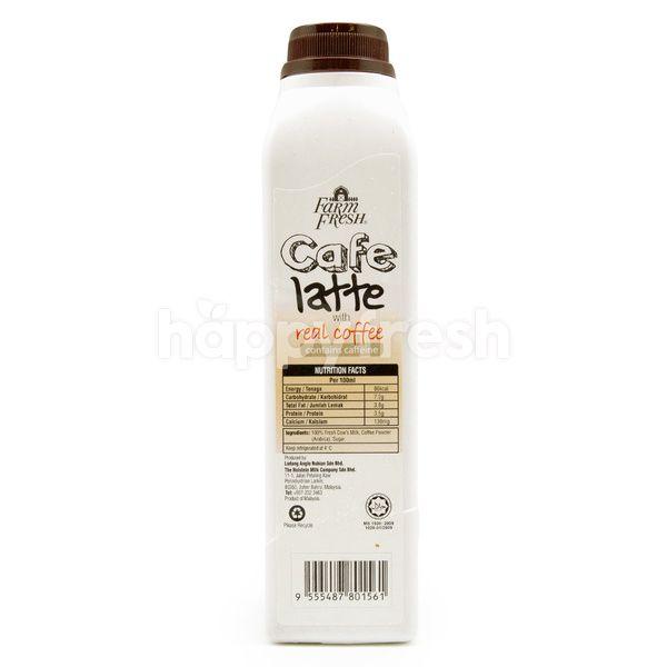 Farm Fresh Cafe Latte Coffee