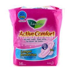 Laurier Active Comfort Super Maxi Long Pads