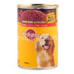 Pedigree Makanan Anjing Rasa Daging