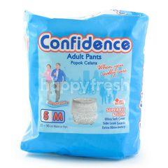 Confidence Adult Pants M (5 pieces)