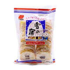 Sanko Yuki No Yado Senbei Rice Cracker