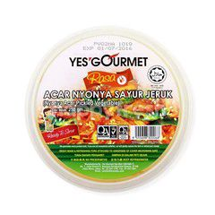 YES GOURMET Nyonya Acar Pickled Vegetable