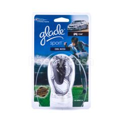Glade Sport Car Cool Water