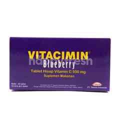 Vitacimin Blueberry Lozenges