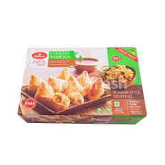 Food Diary Fz Vegetable Samosa