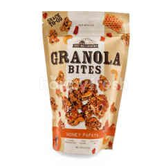 East Bali Cashews Granola Bites Honey Papaya Cholesterol Free