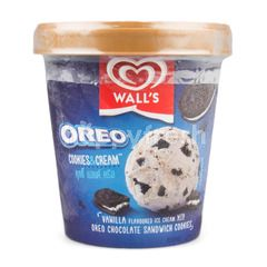 Wall's Oreo Cookies & Cream Ice Cream