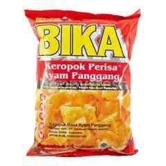BIKA Roasted Chicken Flavored Crackers