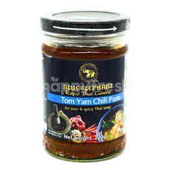 Blue Elephant Tom Yam Chili Paste