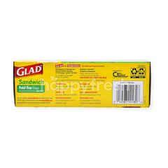 Glad Sandwich Fold-Top Bags