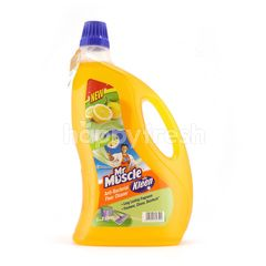 Mr Muscle Kiwi Kleen Lemon Anti-Bacterial Floor Cleaner