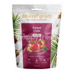 AMAZIN' GRAZE Tom Yum Kaffir Lime Nut Mix