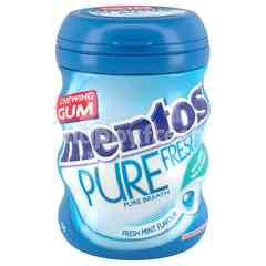 Mentos Pure Fresh Chewing Gum