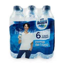 Aqua Mineral Water Multipack