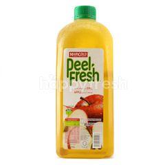 Marigold Peel Fresh Apple Juice