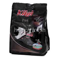 KAGI Mini Dark Chocolate Wafer