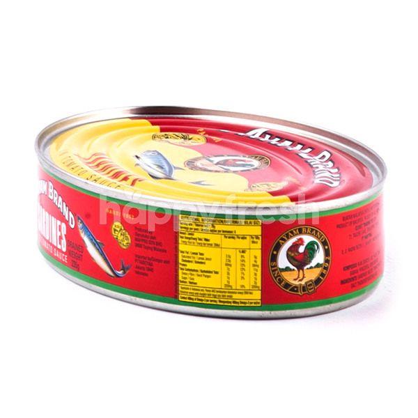 Ayam Brand Tomato Sauce Sardines