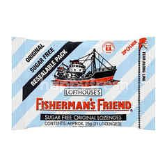 Lofthouse's Fisherman's Friend Sugar Free Original Lozenges