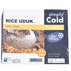 Simply Cold Rice Uduk
