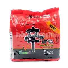 Nongshim Shin Ramyun Noodle Soup