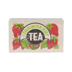 Mlesna Strawberry Flavoured Tea (25 Tea Bags)