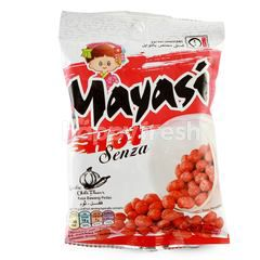 Mayasi Hot Senza Garlic Chili Flavor