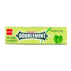 Wrigley's Double Mint Mint Flavour Gum