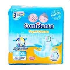Confidence Confidance Popok Dewasa Ukuran XXL