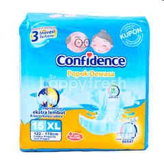 Confidence Adult Diapers Size XXL