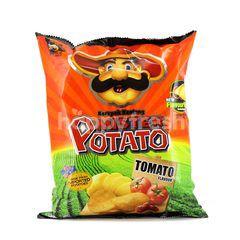 MISTER POTATO Tomato Flavor Potato Chips
