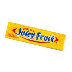 Wrigley's Juicy Fruit Chewing Gum