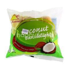 FUJI BAKERY Coconut Bun Delight