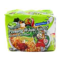Nyor Nyar Vegetarian Penang White Curry (4 Packet)