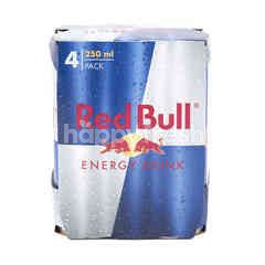 Red Bull Energy Drink (4 Pieces)