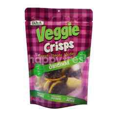 DJ&A Original Veggie Crisps Sweet Potato Medley