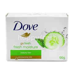 Dove Bar Soap Fresh Moisture 100g